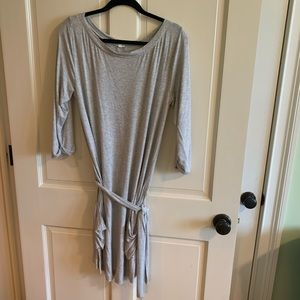 Soft comfortable dress